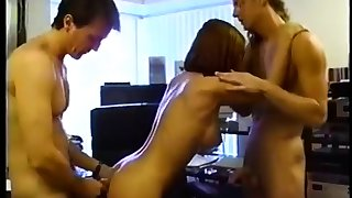 Ass penetration and double penetration