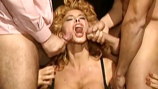 Milly d'Abraccio_Vintage italian Milf Double nethermost reaches compilation